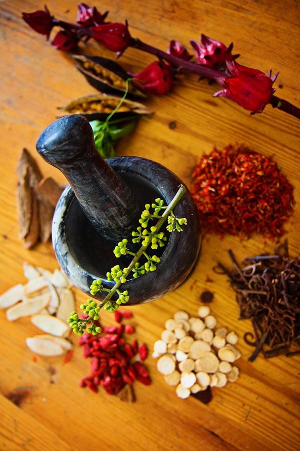 צמחי מרפא ברפואה טבעית