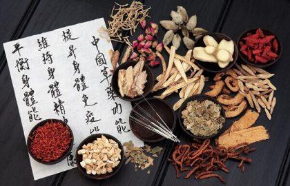 טיפול בצמחי מרפא- צמחים בודדים ופורמולות
