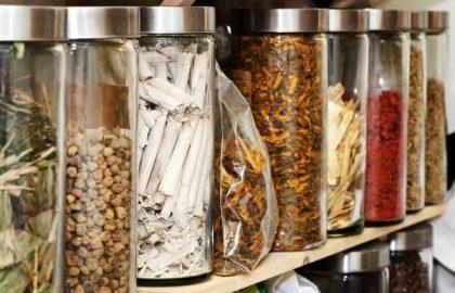 צמחי מרפא סיניים – בית מרקחת מן הטבע