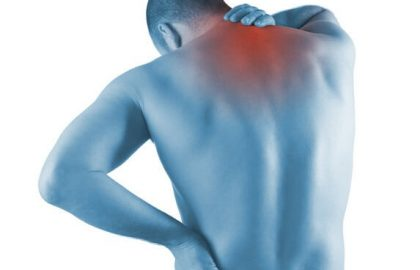 נקודות דיקור לכאבי גב תחתון