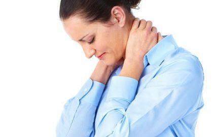 טיפול בכאבי צוואר