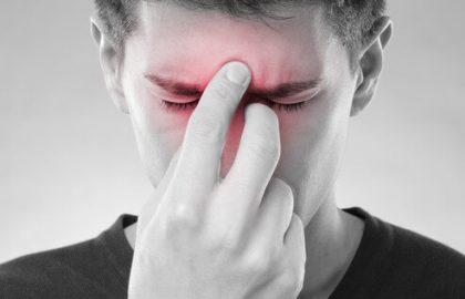 איך לטפל בסינוסיטיס?
